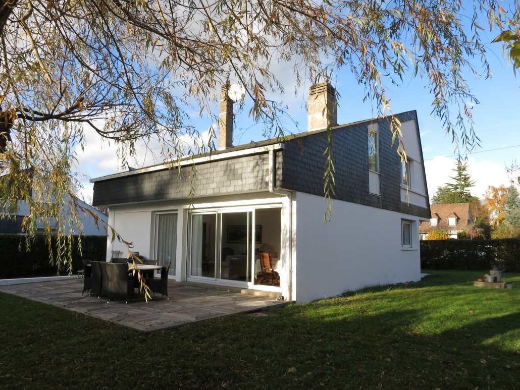 Maison d architecte bois guillaume ventana blog for Architecte maison bois